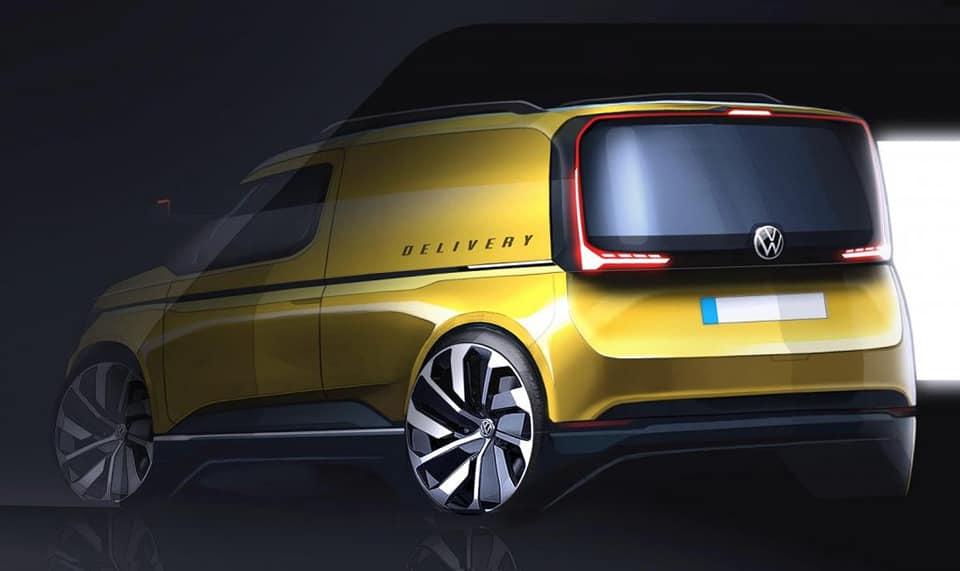 2020 VW Caddy (New Shape)