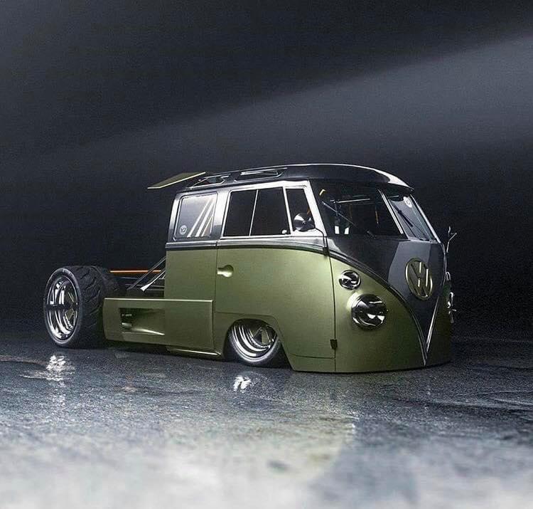 Vw Van V8